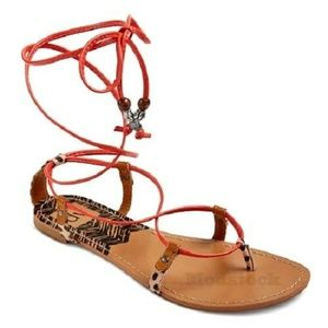 Dolce Vita Jazlyn Lace-up Sandals